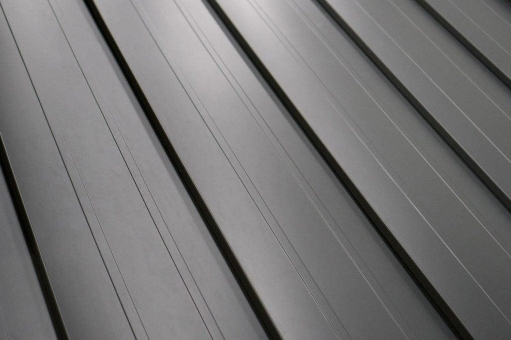 metal kenet çatı