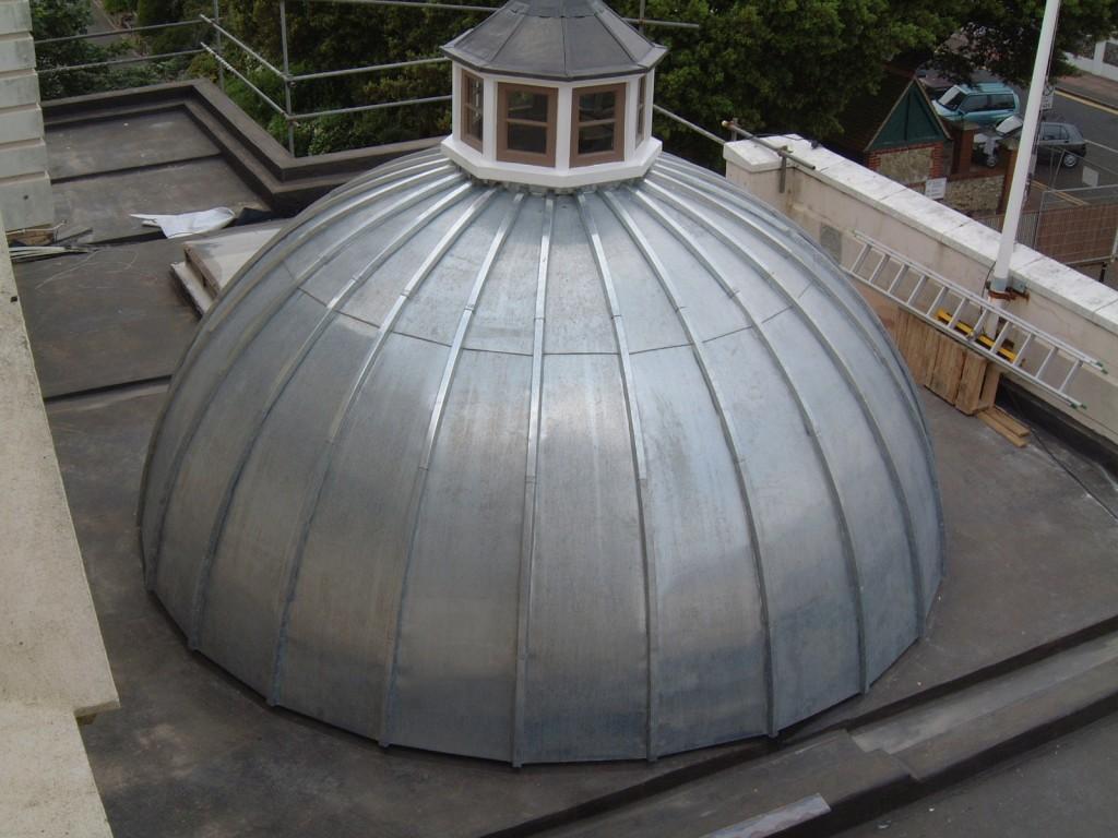 çıtalı kenet çatı